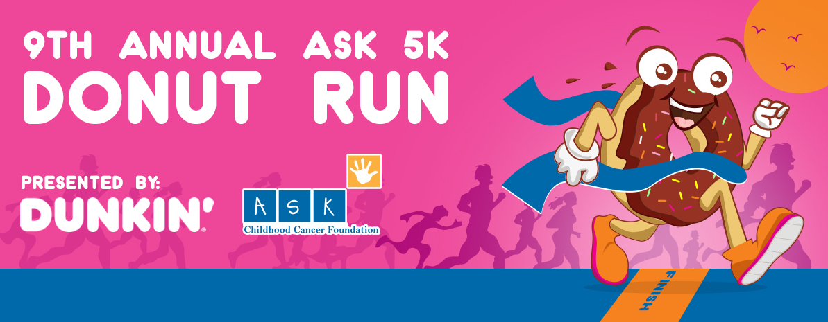 9th Annual ASK 5K Donut Run